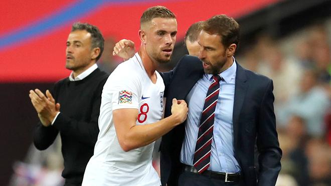Đội tuyển Anh vẫn còn nhiều tín hiệu lạc quan