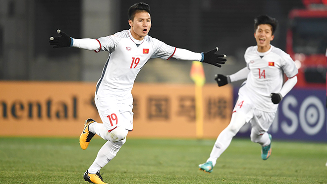 Quang Hải và giấc mơ hóa rồng của cầu thủ Việt