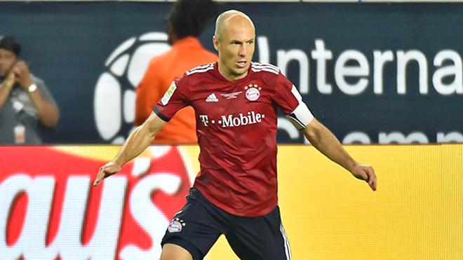 Arjen Robben chưa hết thời, đang hồi sinh ở tuổi 34