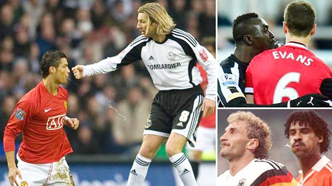 Douglas Costa, Ronaldo, Messi... & những vụ phun mưa tai tiếng