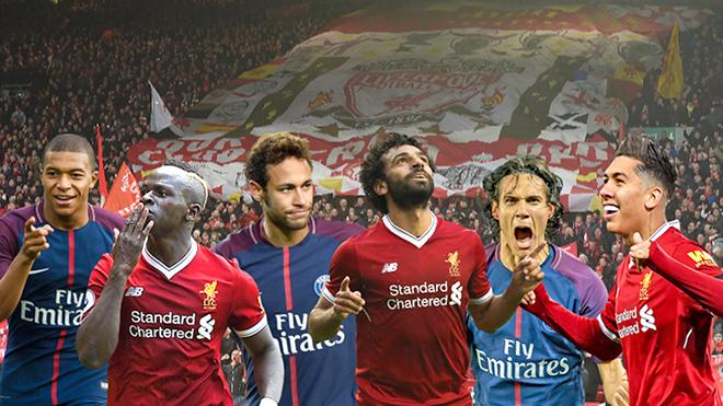 Liverpool vs PSG: Tiền không mua được Champions League