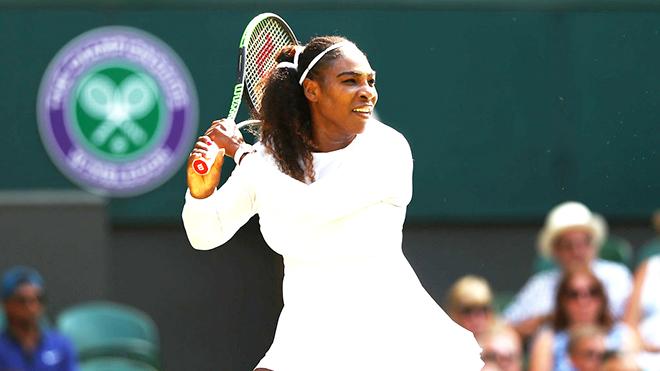 Thời cơ đặc biệt của Serena Williams