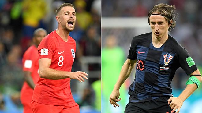 Croatia - Anh: Đối đầu Modric, Henderson phải mạnh mẽ hơn