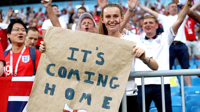 Croatia vs Anh: Khi người Anh muốn đưa bóng đá về nhà