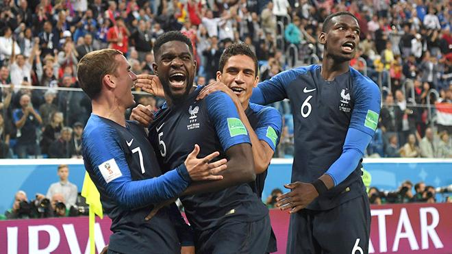 Đội tuyển Pháp: Khi quá khứ không còn là áp lực