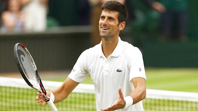 Novak Djokovic lọt vào chung kết đơn nam: Djoker trở lại, và lợi hại như xưa