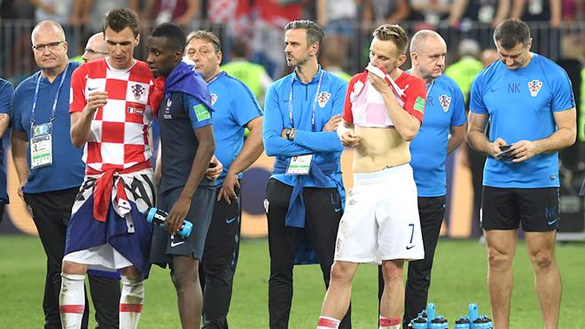 Croatia thay máu thế nào ở World Cup 2018?
