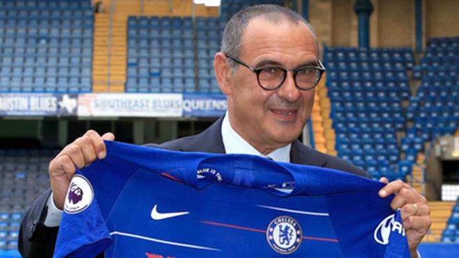 Maurizio Sarri & thách thức truyền cảm hứng ở Chelsea