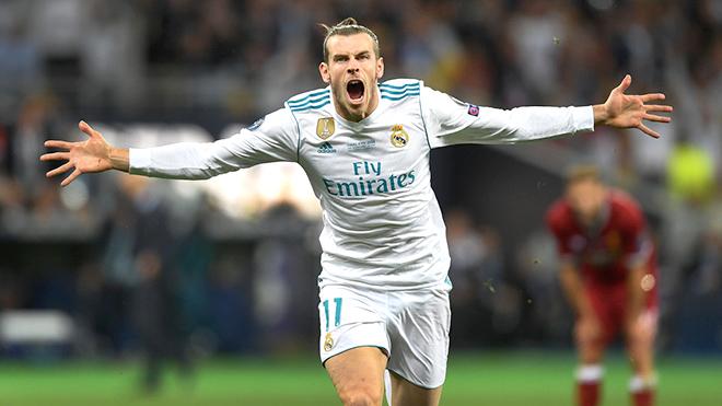 Real Madrid hậu Ronaldo: Giờ là thời của Gareth Bale