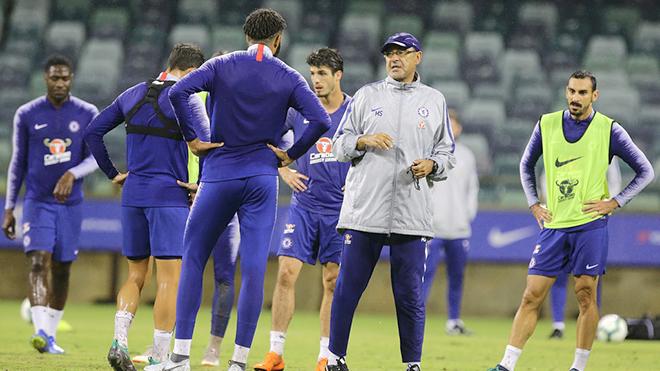 Chelsea mùa tới rất hứa hẹn với 'Sarri-ball '
