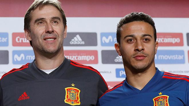 Chuyển nhượng Real Madrid: Lopetegui và giấc mơ Thiago Alcantara