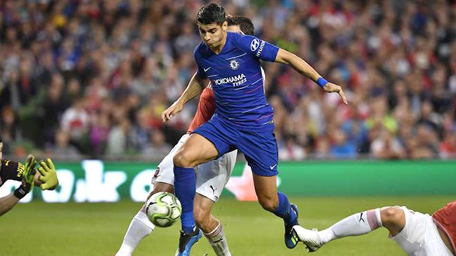 Chelsea khốn khổ vì Morata, mua tiền đạo mới không được, bán cũng chẳng xong