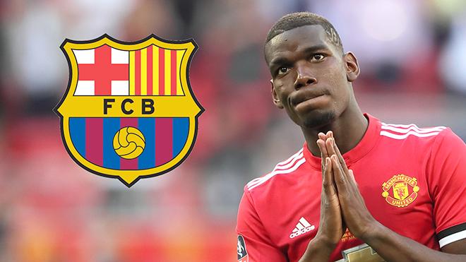 Barca mua Paul Pogba chỉ vì những giá trị hào nhoáng?