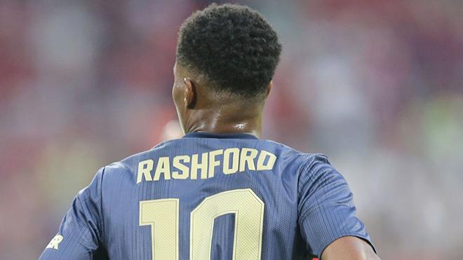 Áo số 10 chưa đủ, M.U phải cho Rashford thấy tương lai