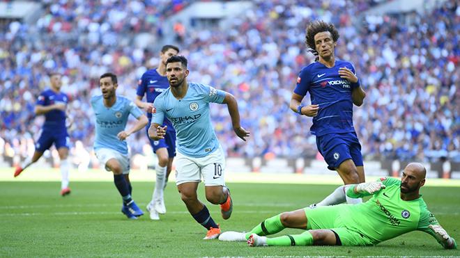 ĐIỂM NHẤN Chelsea 0-2 Man City: Sức mạnh tuyệt đối nhà vua, Guardiola trên tầm Sarri