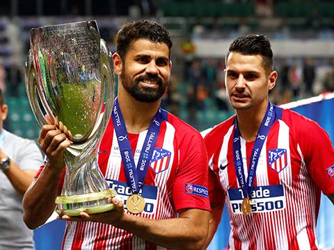 Atletico Madrid: Khác biệt là Diego Costa
