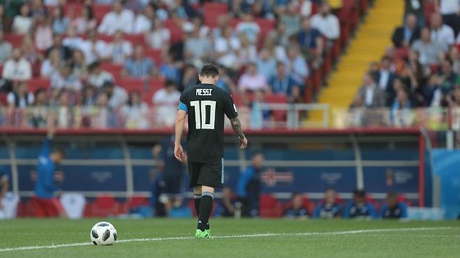 HLV Lê Thụy Hải: 'Cái tôi của Messi quá lớn'