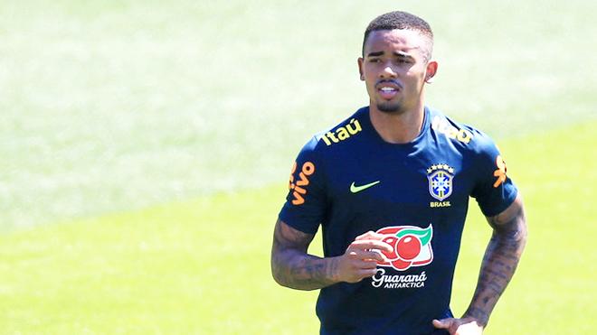 Brazil cực mạnh vì có Gabriel Jesus sinh ra là để ghi bàn
