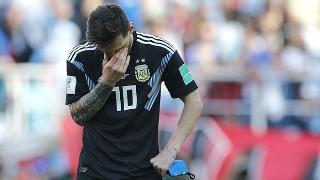 Đoản khúc World Cup: Messi trong con mắt của người không thích