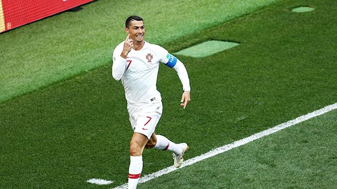 Iran 1-1 Bồ Đào Nha, Tây Ban Nha 2-2 Ma rốc: Bồ Đào Nha và Tây Ban Nha giành vé đi tiếp đầy kịch tính