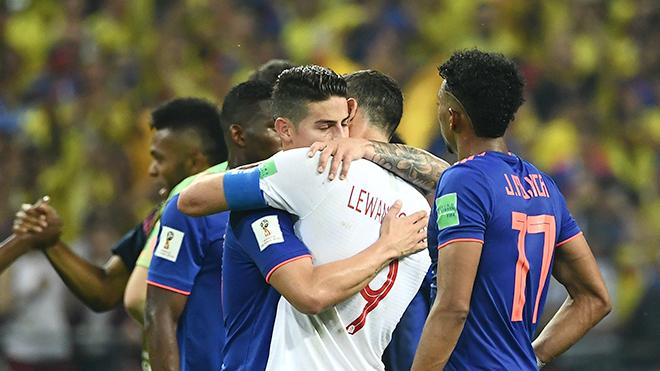 Đoản khúc World Cup: Chiếc neo nào sẽ giữ lục địa đen ở lại nước Nga?