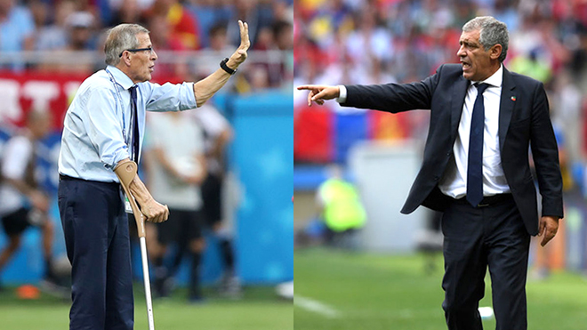 Uruguay vs Bồ Đào Nha: Khi sự thực dụng lấn át các ngôi sao. Trực tiếp VTV3 (01h00, 1/7)