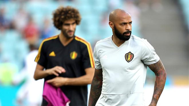 Bỉ vs Nhật Bản: Hàng công của Bỉ bùng nổ nhờ... Thierry Henry. Trực tiếp VTV3 (01h, 3/7)