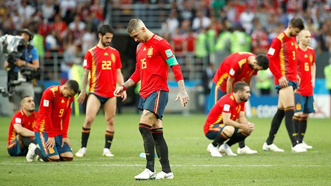 Chu kỳ thất bại của Tây Ban Nha chưa chấm dứt
