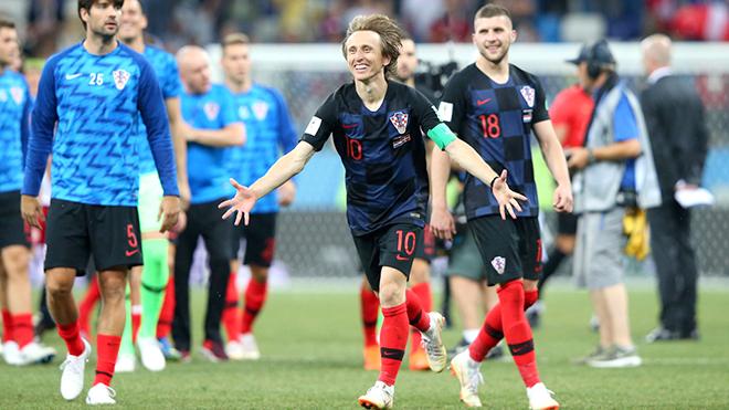 Croatia nhọc nhằn vượt qua Đan Mạch: Lửa thử vàng...
