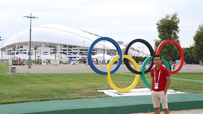 Sochi thay đổi thế nào sau Olympic mùa Đông?