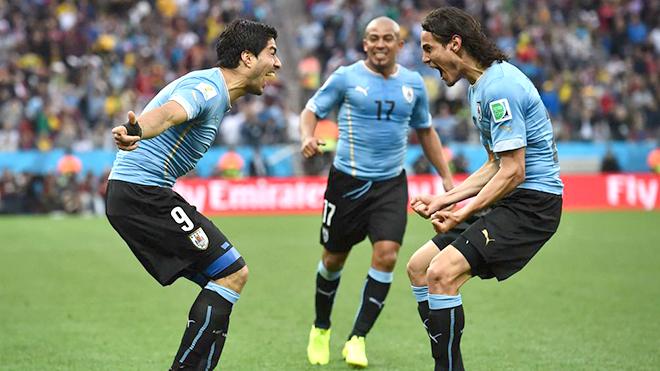 Pháp vs Uruguay: Không Cavani, ai hiểu được Suarez đây?