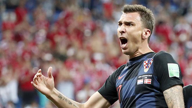 Nga vs Croatia: Mario Mandzukic, chiến binh được tôi luyện giữa súng đạn