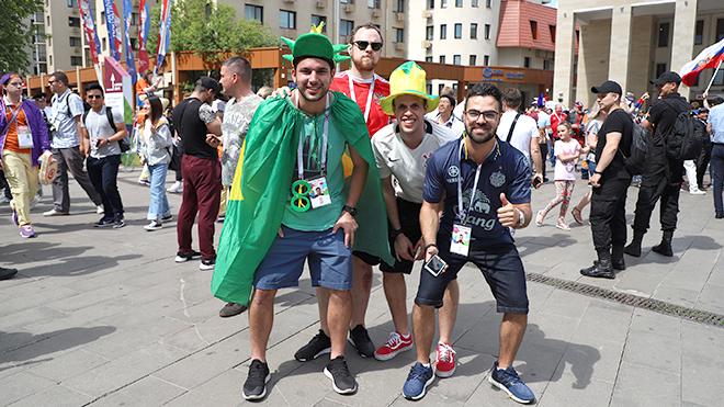 World Cup 2018 đã xóa bỏ định kiến về nước Nga