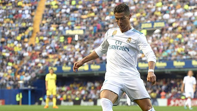 Real Madrid vs Liverpool: Cristiano Ronaldo, điểm 10 cho chất lượng