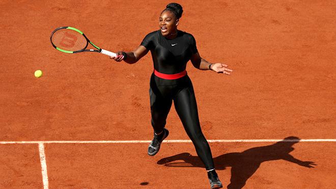 Serena Williams: 'Chiến binh báo đen' đang trở lại