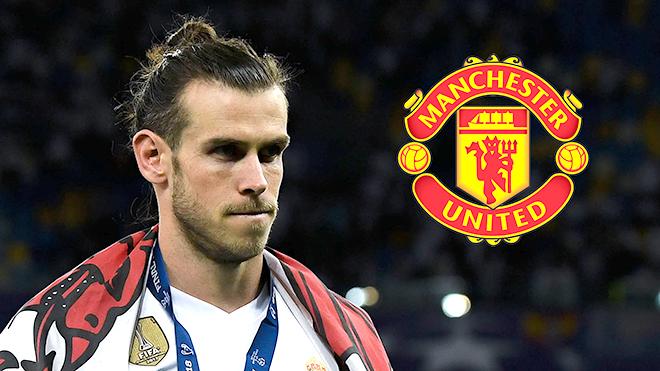 Chuyển nhượng M.U: Cả Old Trafford sẽ nín thở vì Gareth Bale