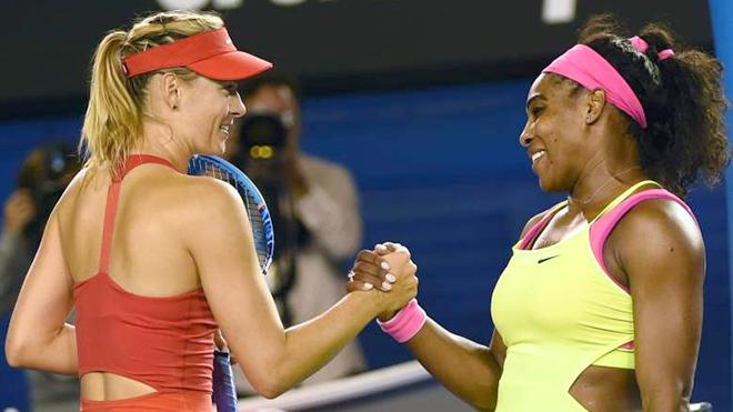 Đại chiến Serena Williams – Maria Sharapova : Màn phục thù cho ai?