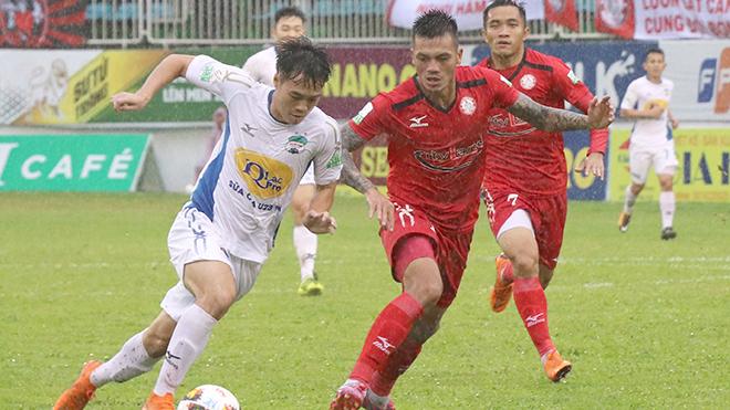 V-League 2018: Nín thở ở nút thắt