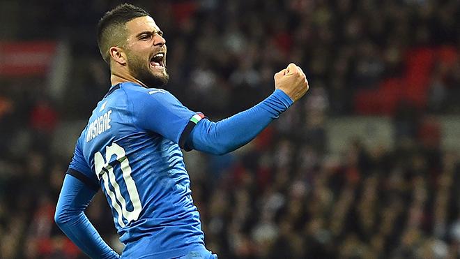 Đội tuyển Italy đang thiếu một số 10 thực thụ