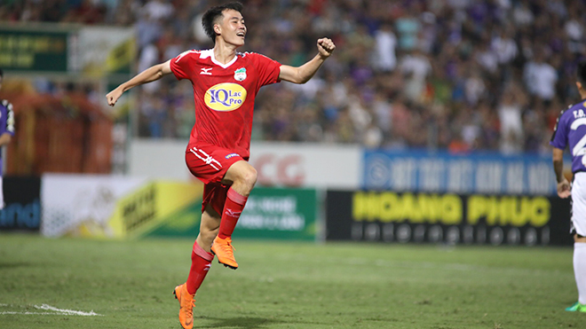 'Hình hài' U23 Việt Nam ở V-League