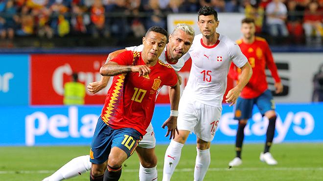Thiago Alcantara là chìa khóa cho tham vọng của Tây Ban Nha