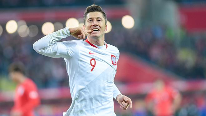 Lewandowski sẵn sàng thách thức Messi và Ronaldo