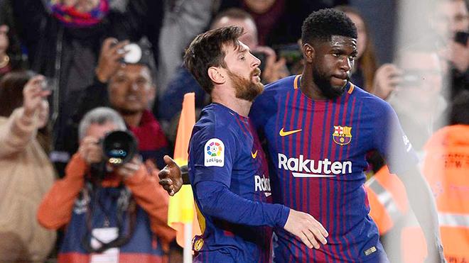 Pháp vs Argentina: Hãy ngăn Leo Messi bằng mọi cách, Samuel Umtiti!