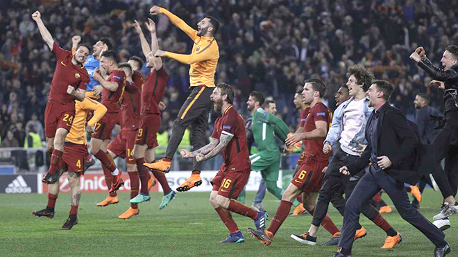 GÓC CHIẾN THUẬT: Roma đã có cách để trừng phạt Liverpool