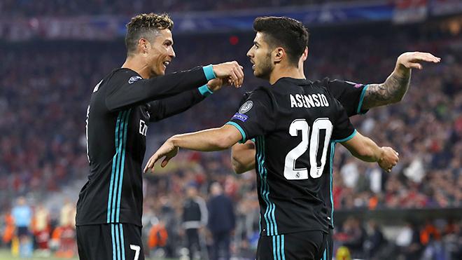 Real Madrid sinh ra để giành chiến thắng ở Champions League