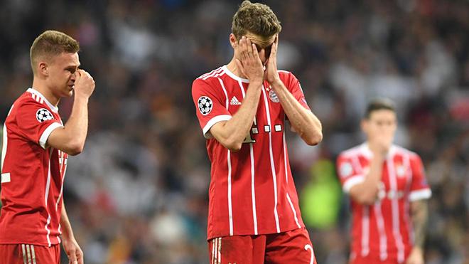 Bayern Munich thất bại vì cơ chế
