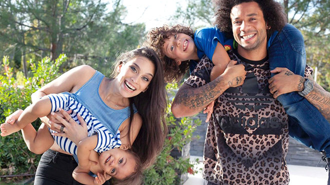 Marcelo: Thuận chân trái, đá bóng hay, chung tình nhất thế gian