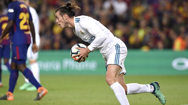 Gareth Bale lấy phong độ trở lại, Real đáng sợ bội phần