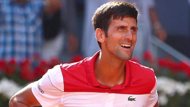 Djokovic đang lấy lại phong độ?