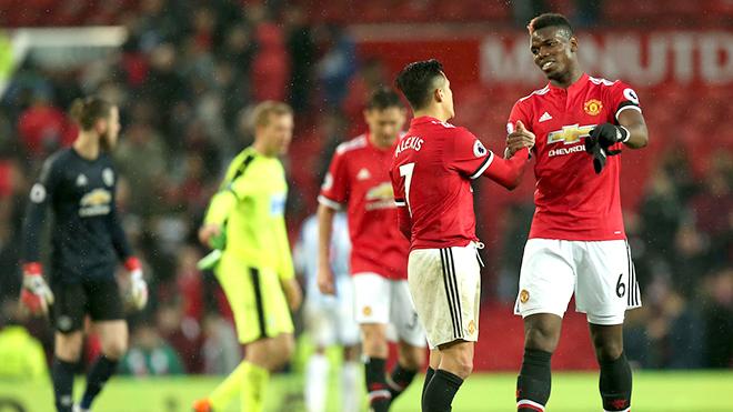 M.U: Chiến thuật của Mourinho làm hại Pogba và Sanchez